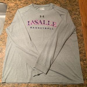La Salle University Long Sleeve Dri-fit